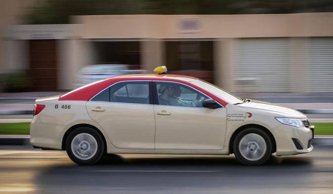 Dubai Taxi driver get 6 months jail