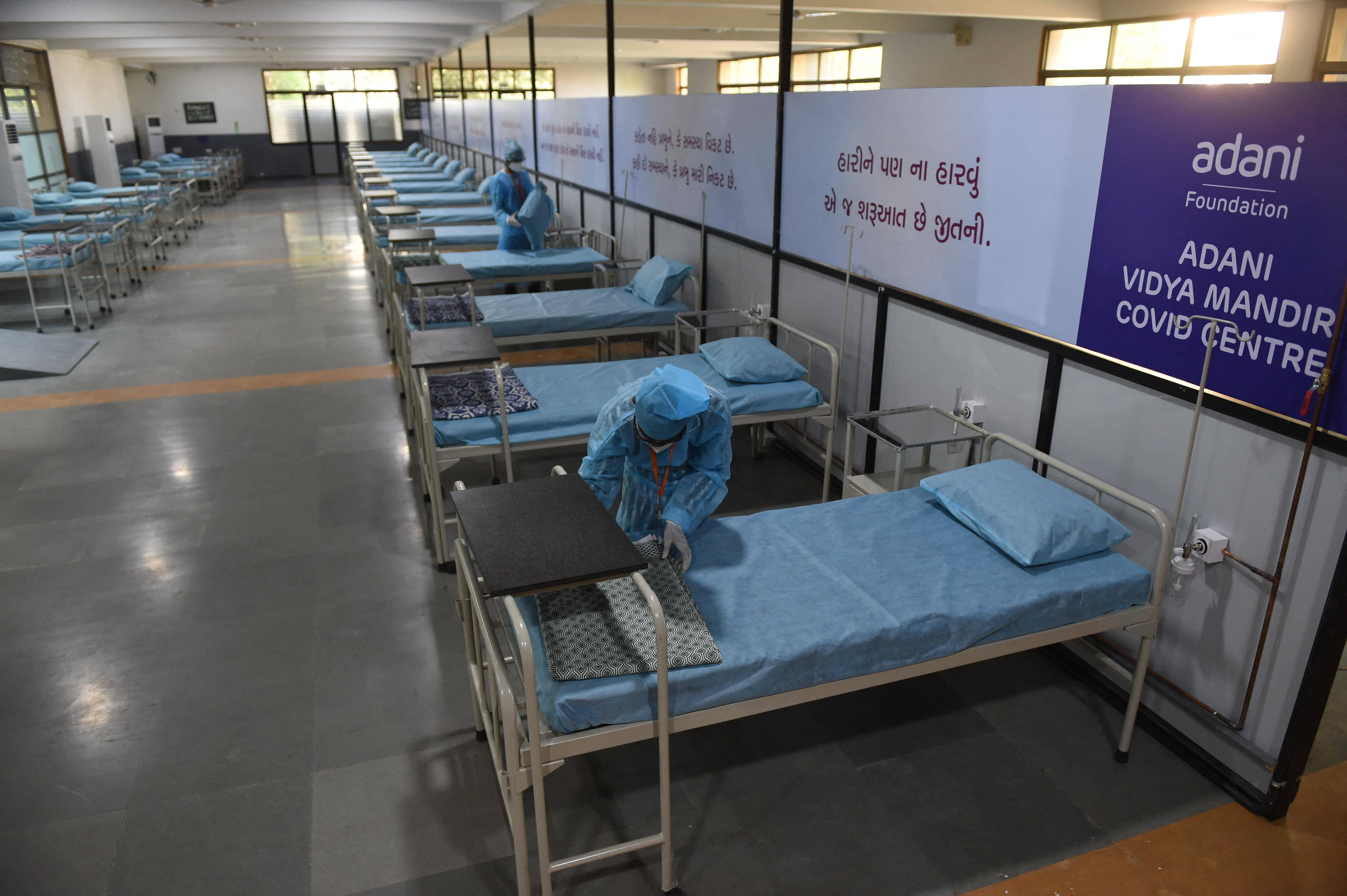 Ahmedabad prepares for 3rd Covid wave