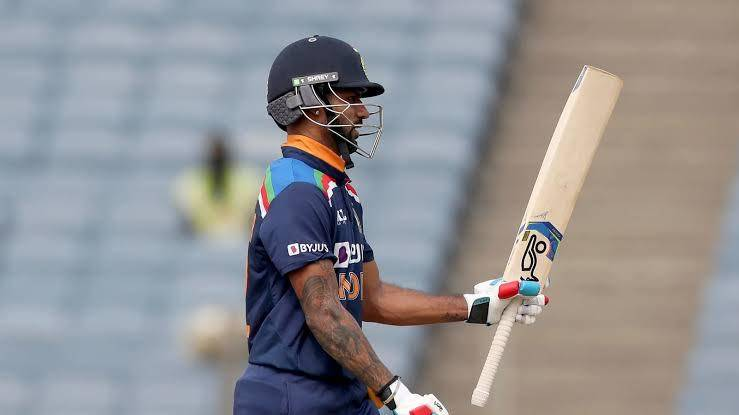 Humbled to lead my country: Shikhar Dhawan