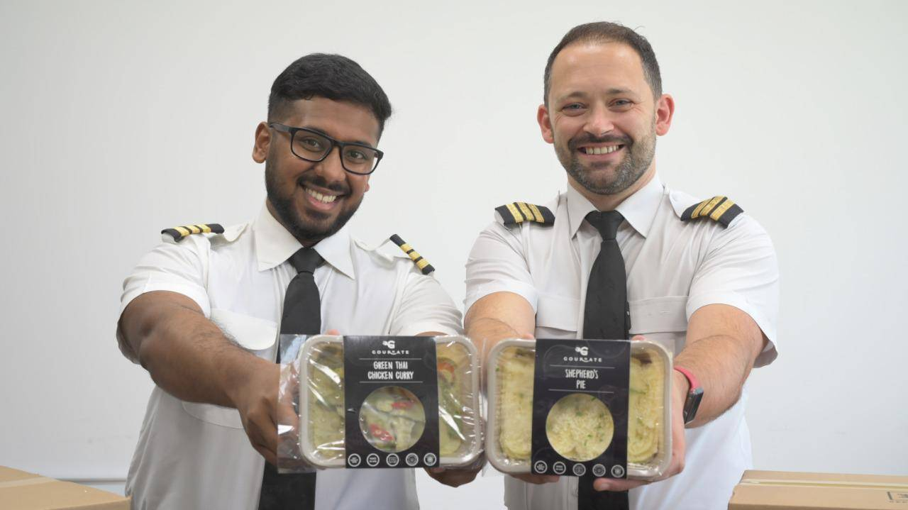 Dubai: These two pilots deliver tasty meals from the 'cloud'