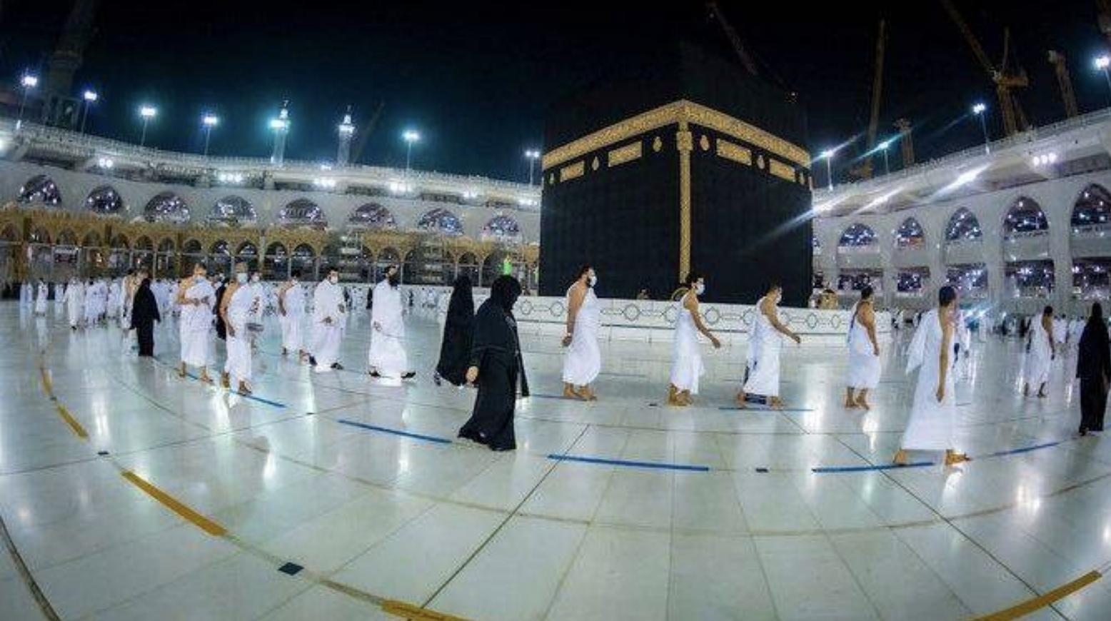 Haj 2021: Saudi Arabia to allow 60,000 vaccinated pilgrims