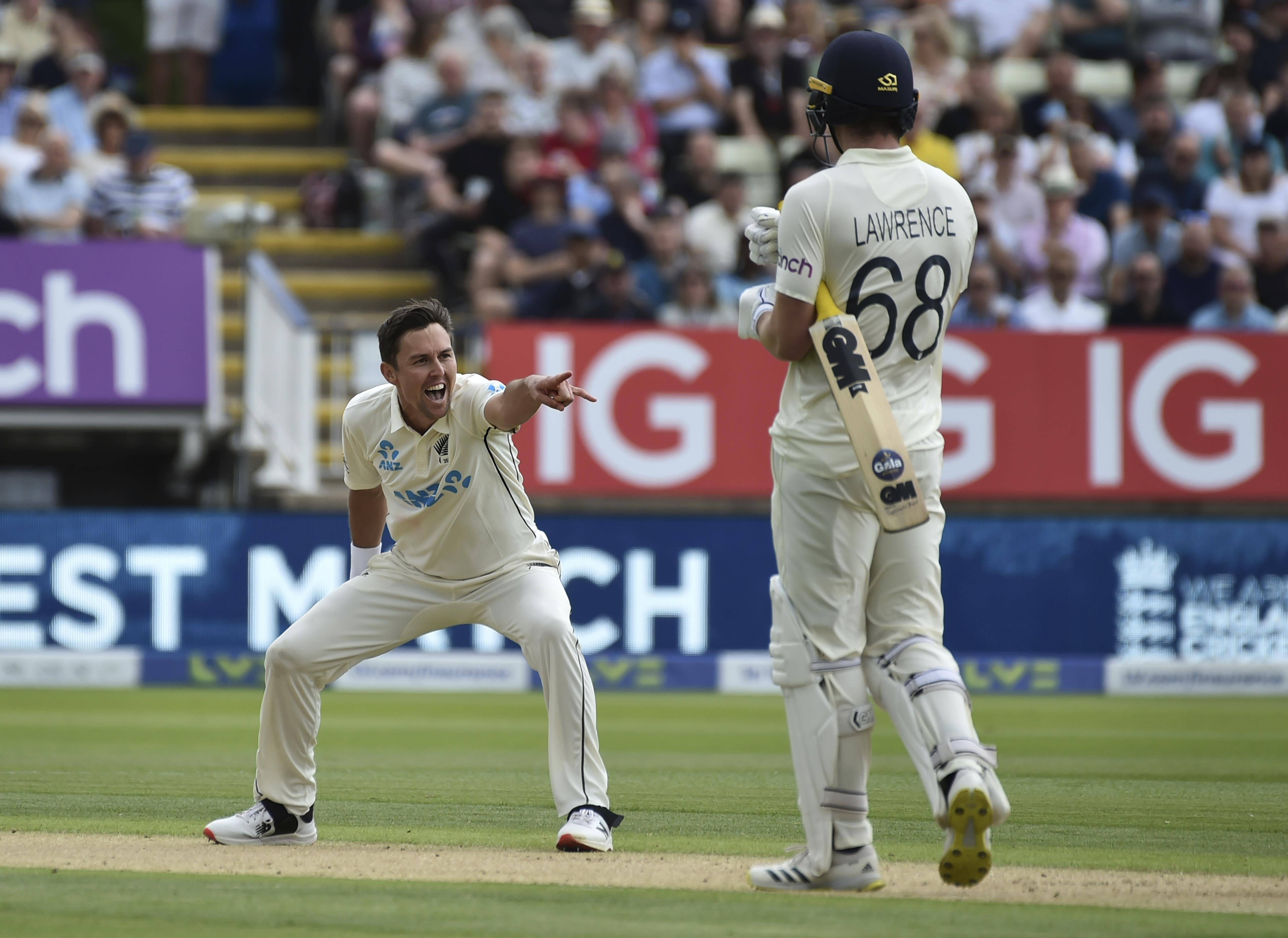 Hope playing in Edgbaston Test would put me in good stead for WTC final, says Boult