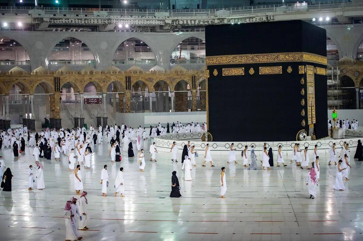 Haj 2021: Saudi announces categories for pilgrims to register