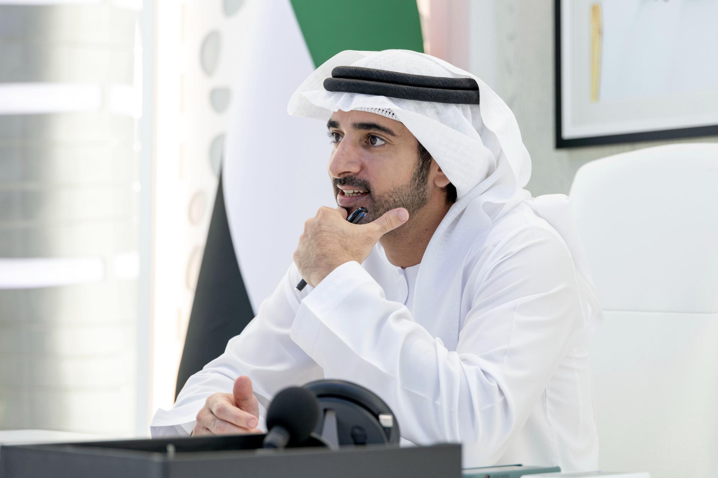 Dubai's foreign trade grows 10% in Q1: Sheikh Hamdan