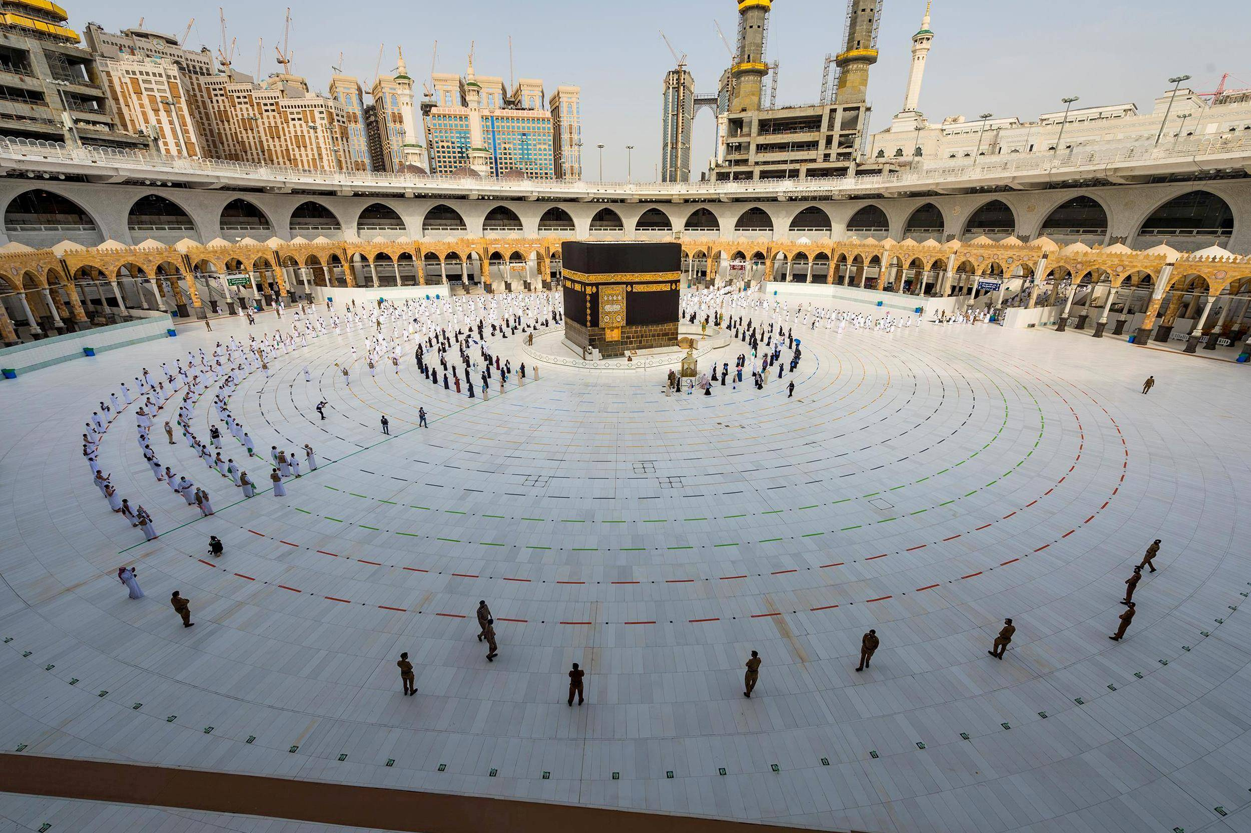 Haj 2021: Saudi allows women to register without male dependent