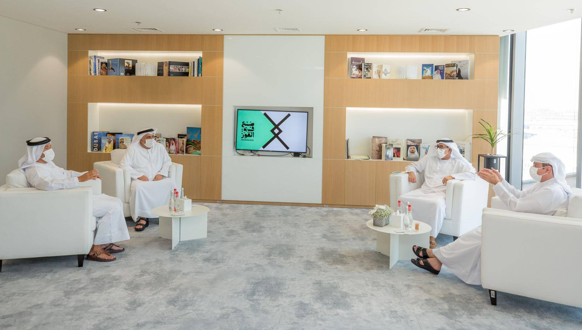 Dubai approves 100-day plan for new creative zone