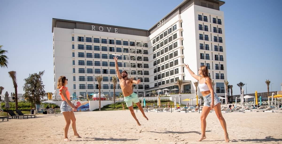 Relax and unwind with great offers at Rove La Mer Beach - News