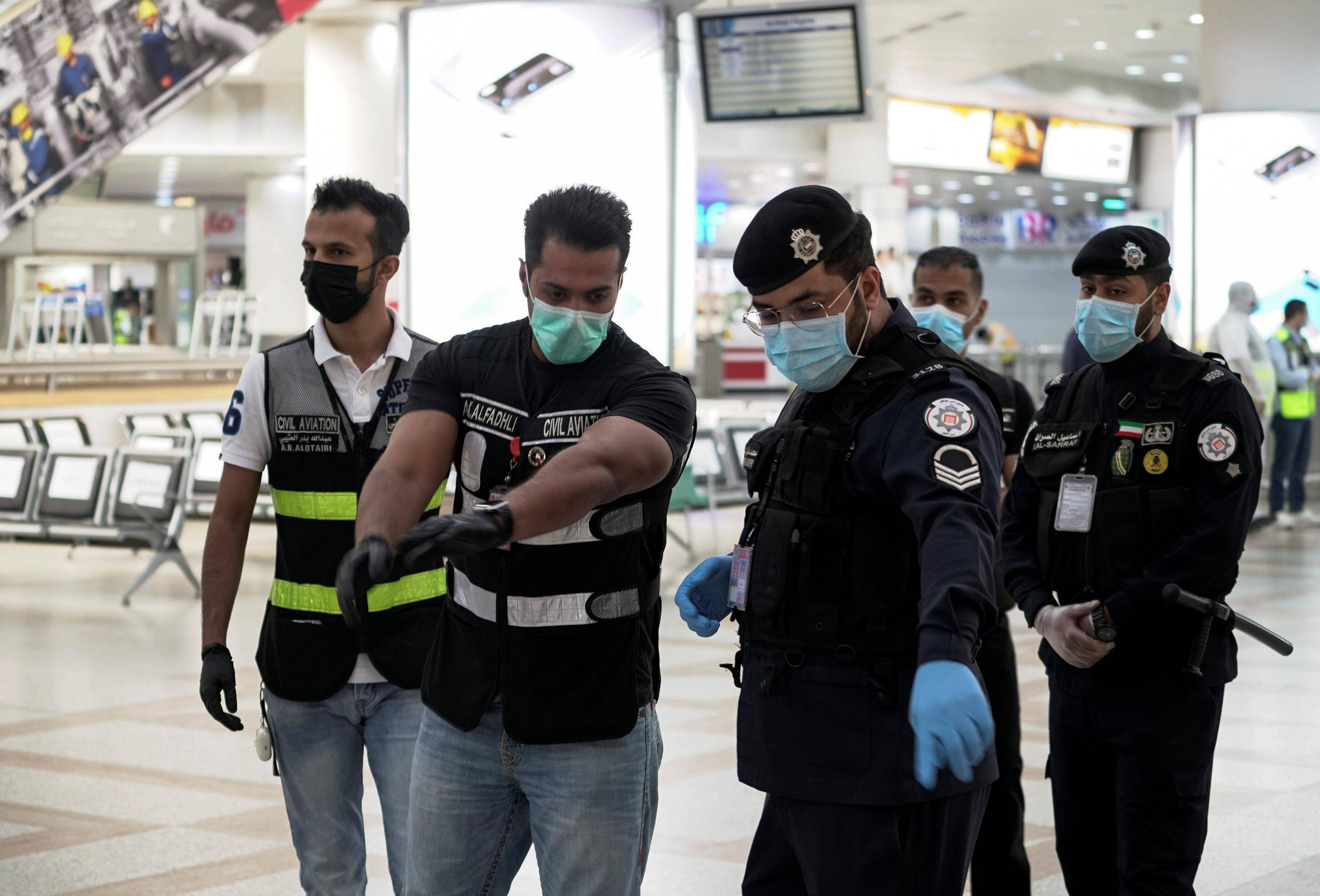 Covid-19: Kuwait confirms cases of contagious Delta variant