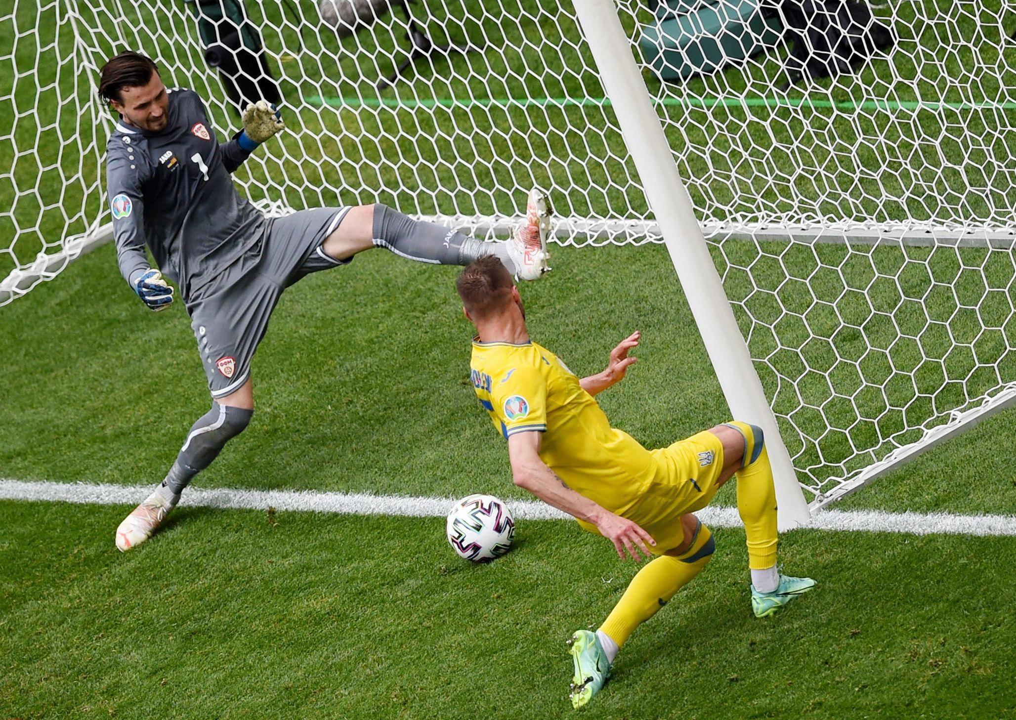 Euro 2020: Yarmolenko inspires Ukraine to 2-1 win over ...