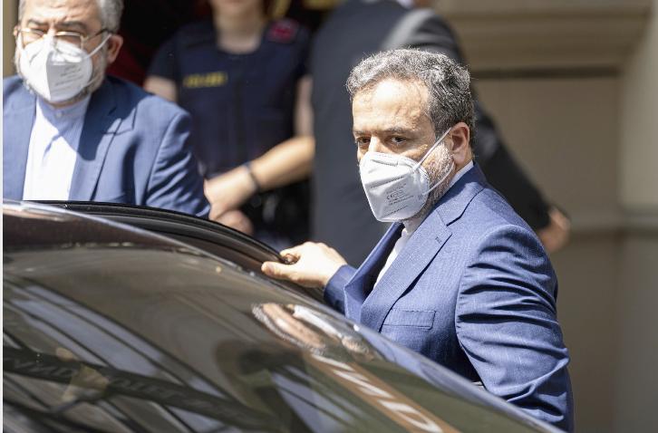 Progress made in Vienna at Iran nuclear talks, top diplomats say
