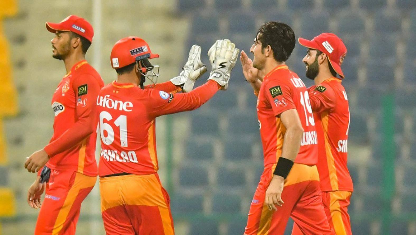 Islamabad United take on Multan Sultan in PSL qualifier