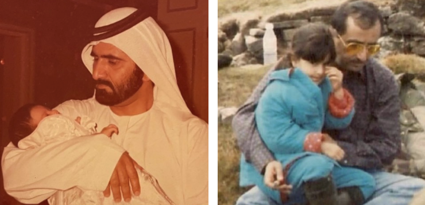 Dubai royals share rare family photos in Father's Day tribute
