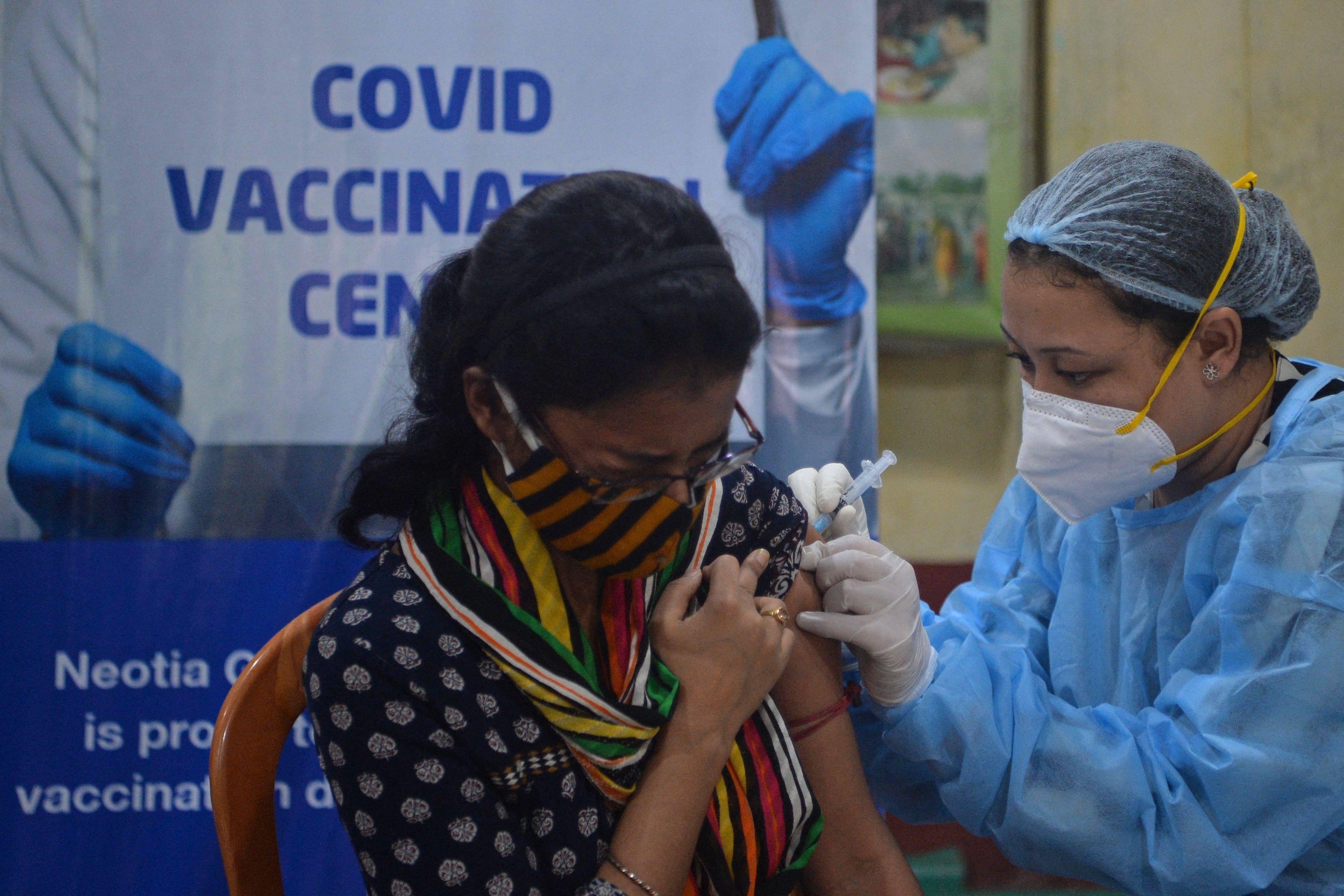 Covid-19: Modi congratulates India for record 8.27 million vaccinations on Monday