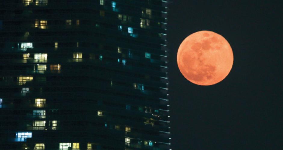 UAE: Catch last supermoon of 2021 tomorrow, 7.04pm