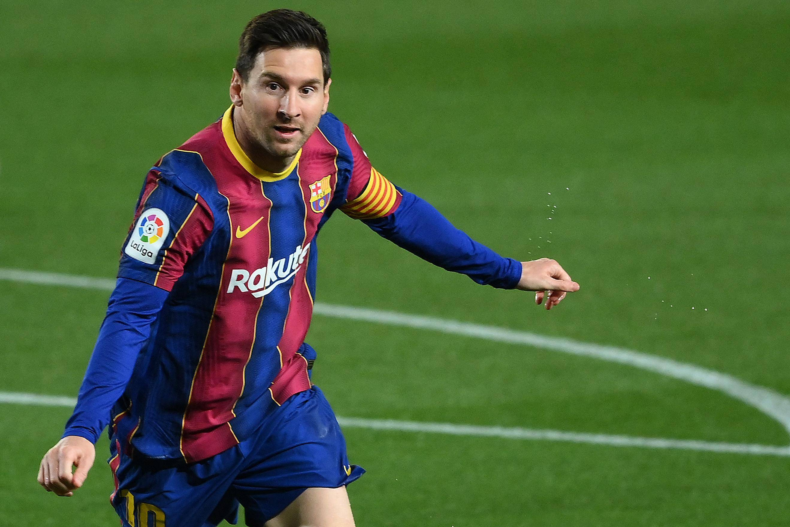 Lionel Messi accepts pay cut to stay with Barcelona - News | Khaleej Times