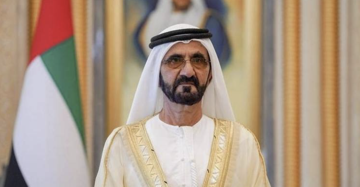 Sheikh Mohammed hails youth who built $1.5 b company