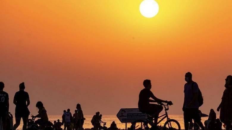 UAE: Maximum temperature touches nearly 51°C