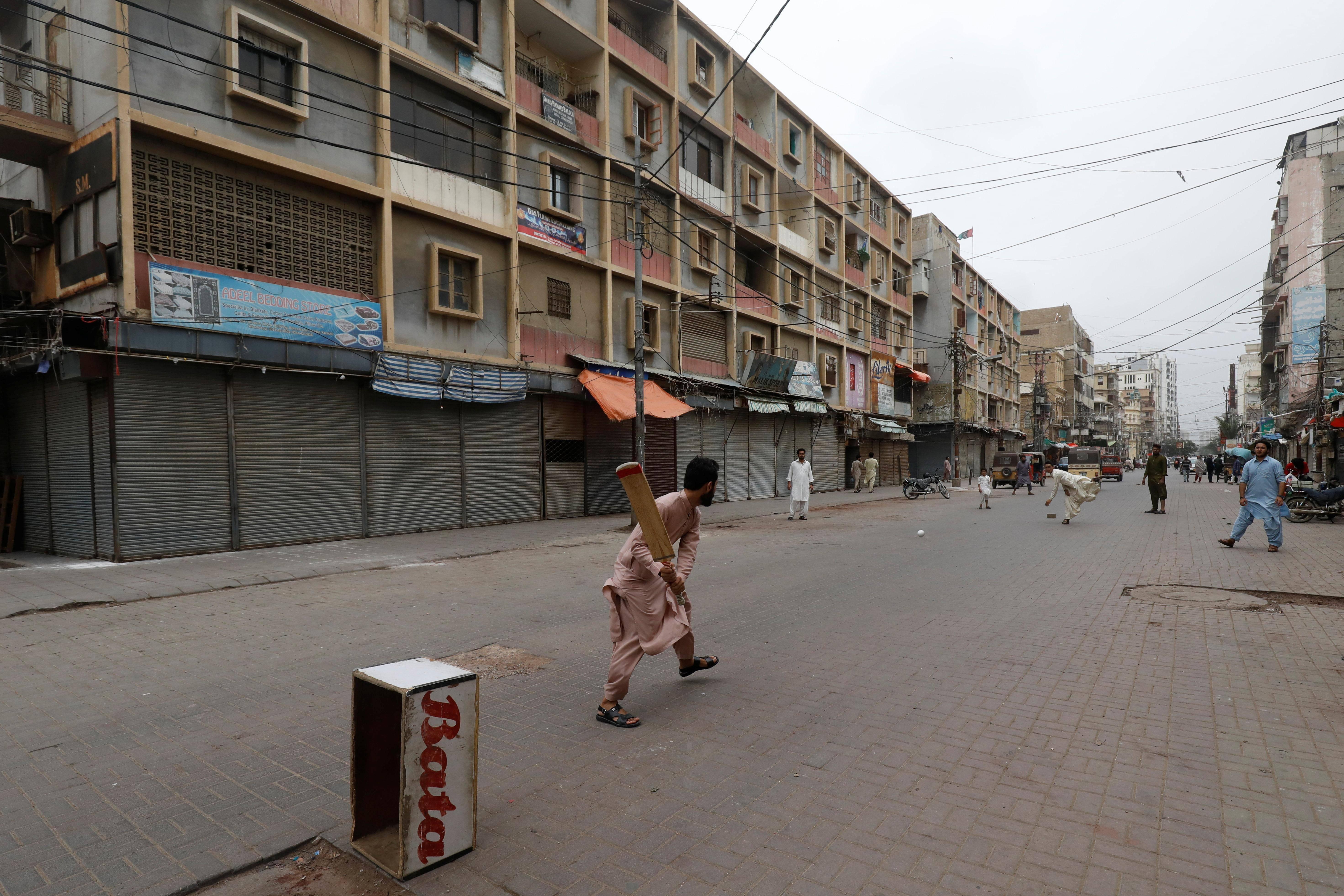 Partial lockdown in Karachi to curb Delta variant spread