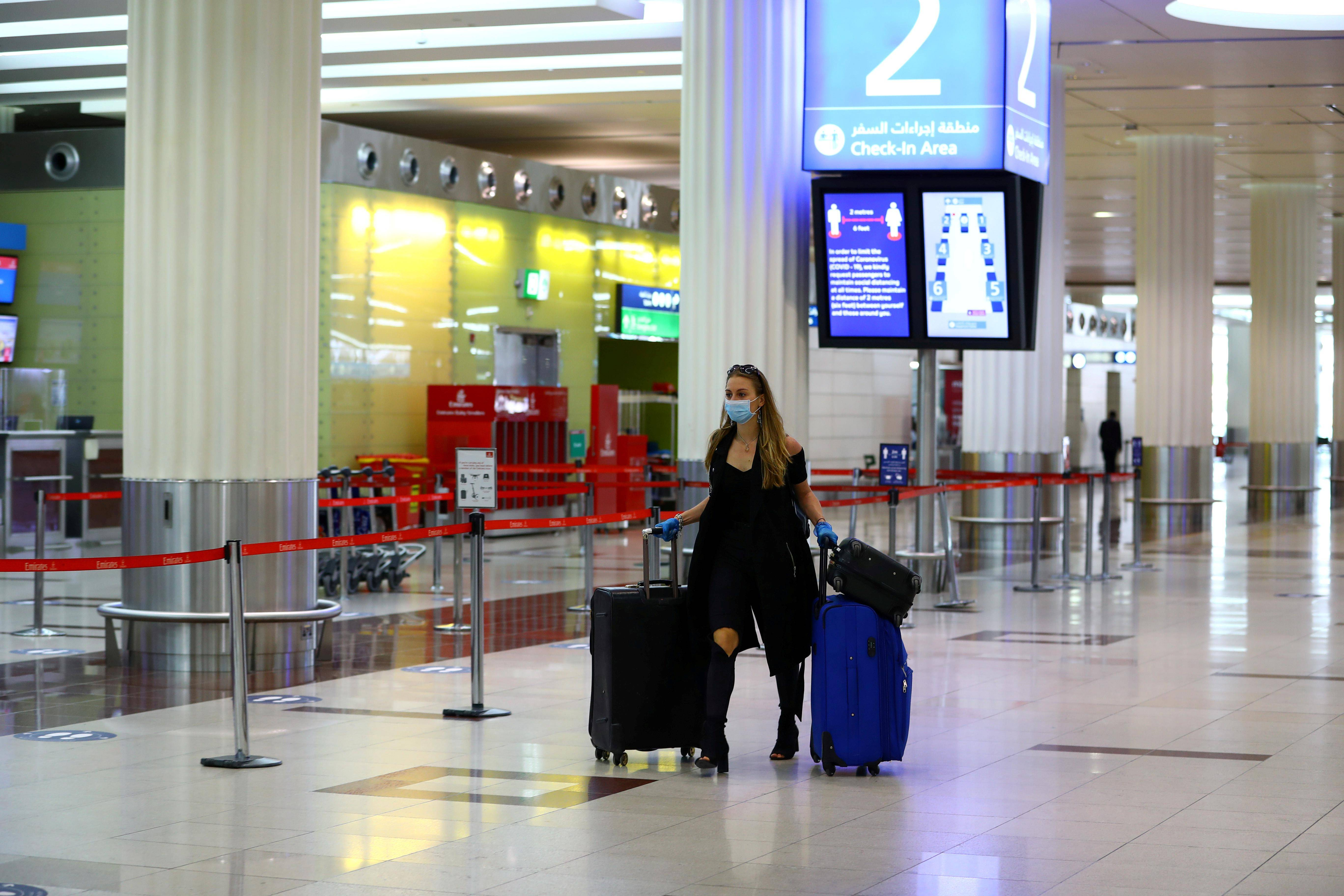 UAE: Flights from India, Pakistan, 2 others remain suspended