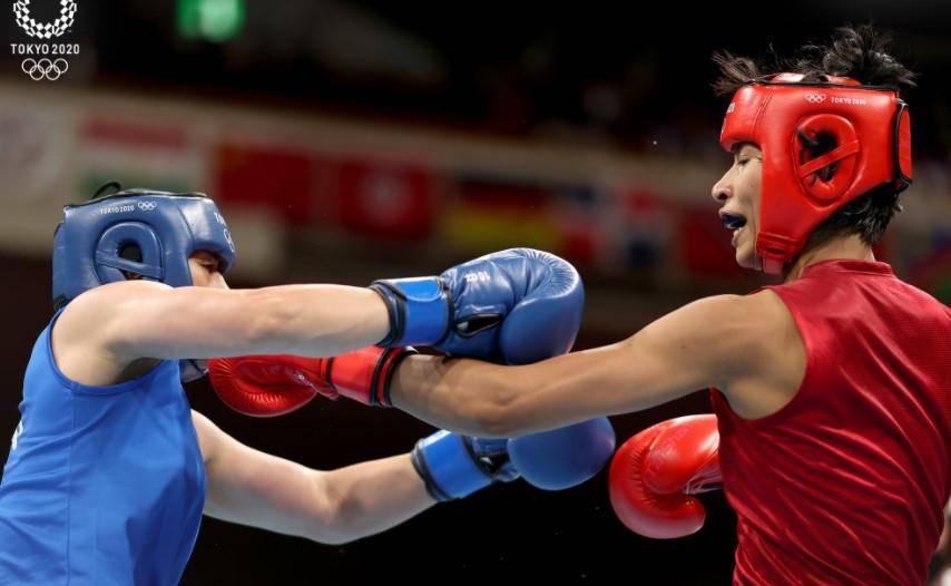 Olympics: India's Lovlina storms into semis, assures bronze