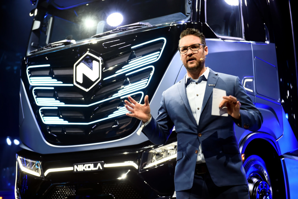 Nikola founder Trevor Milton charged with lying to investors