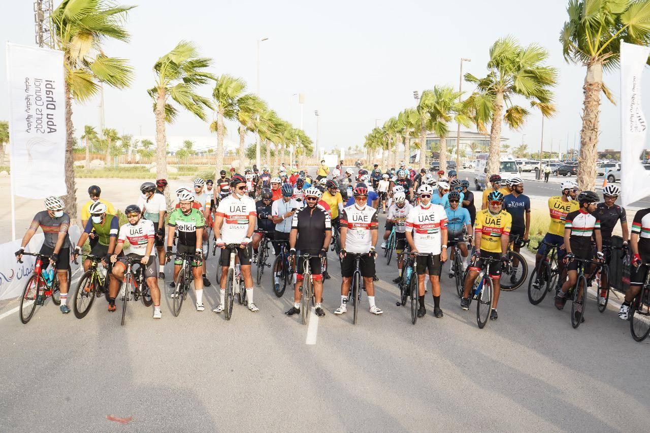 ADCC celebrates UAE Team Emirates' Tour de France victory