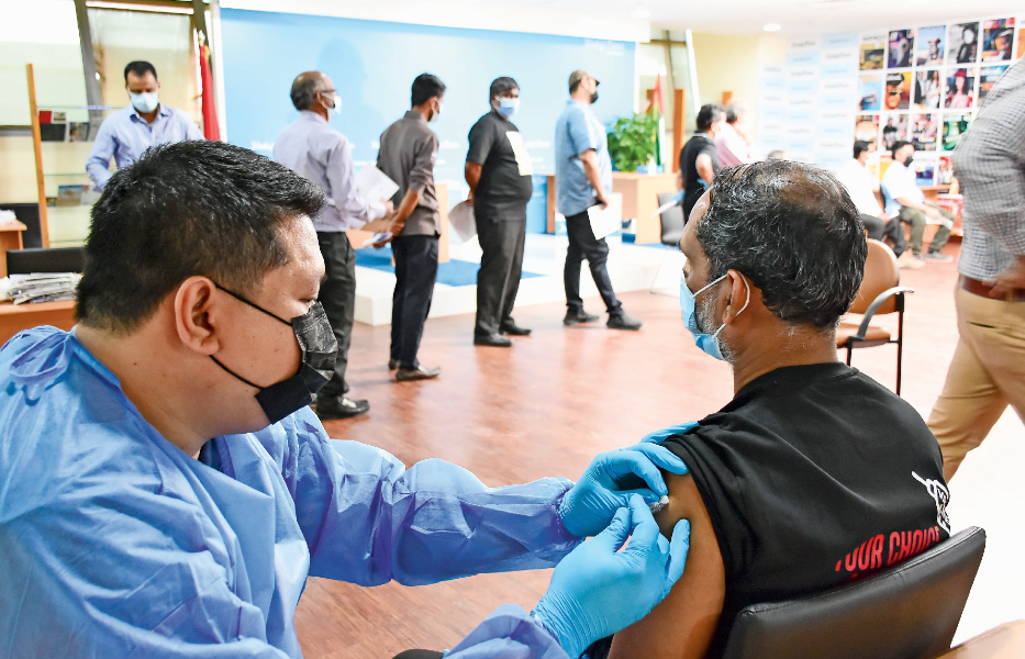 Covid-19: UAE cases drop to new low in July