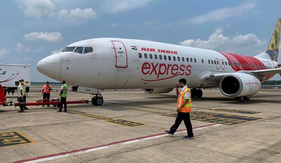 Air India Express flight makes emergency landing in Kerala