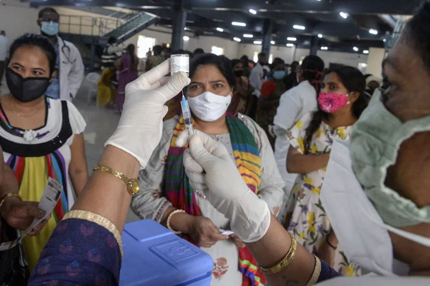 Covid-19: India records 41,649 fresh cases, 593 more fatalities - News