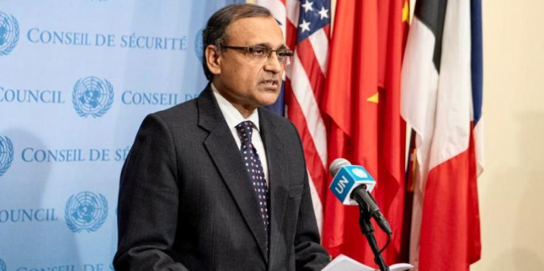 India will back initiatives for peace in Afghanistan, says UNSC ambassador