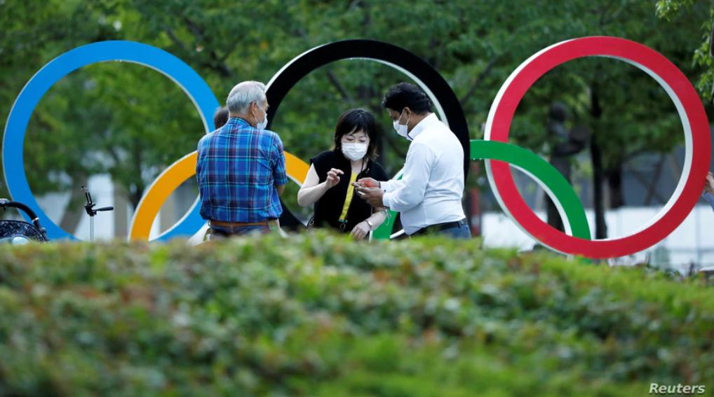 Olympics: Athletes drink alcohol, violate Covid-19 curbs