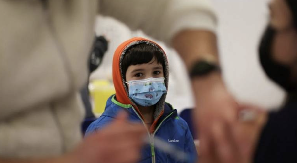 UAE: Walk-in Covid vaccination drive for kids starts