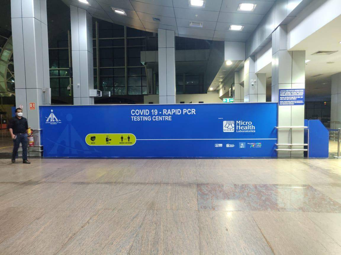 UAE flights: Get rapid Covid tests at these Indian airports