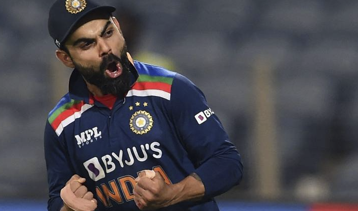Virat Kohli to step down as India's T20 captain after T20 World Cup