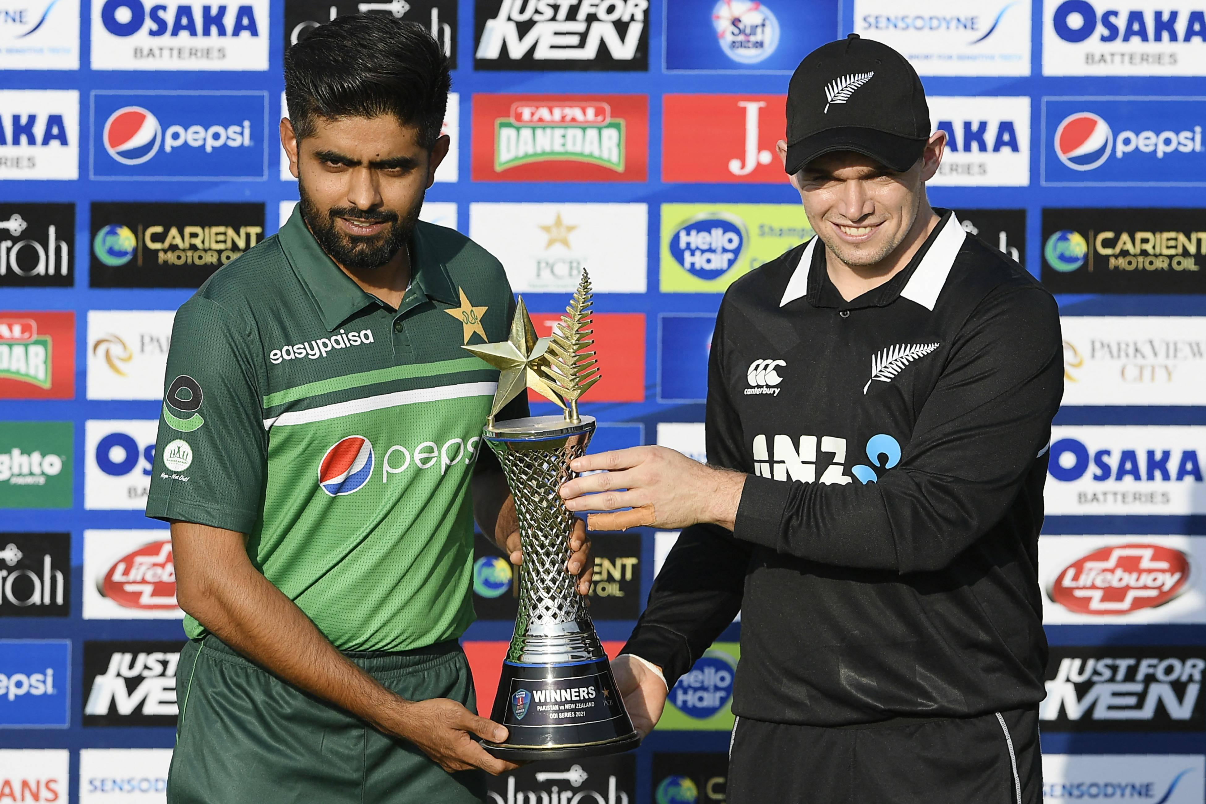 Pakistan-NZ series postponed due to security concerns