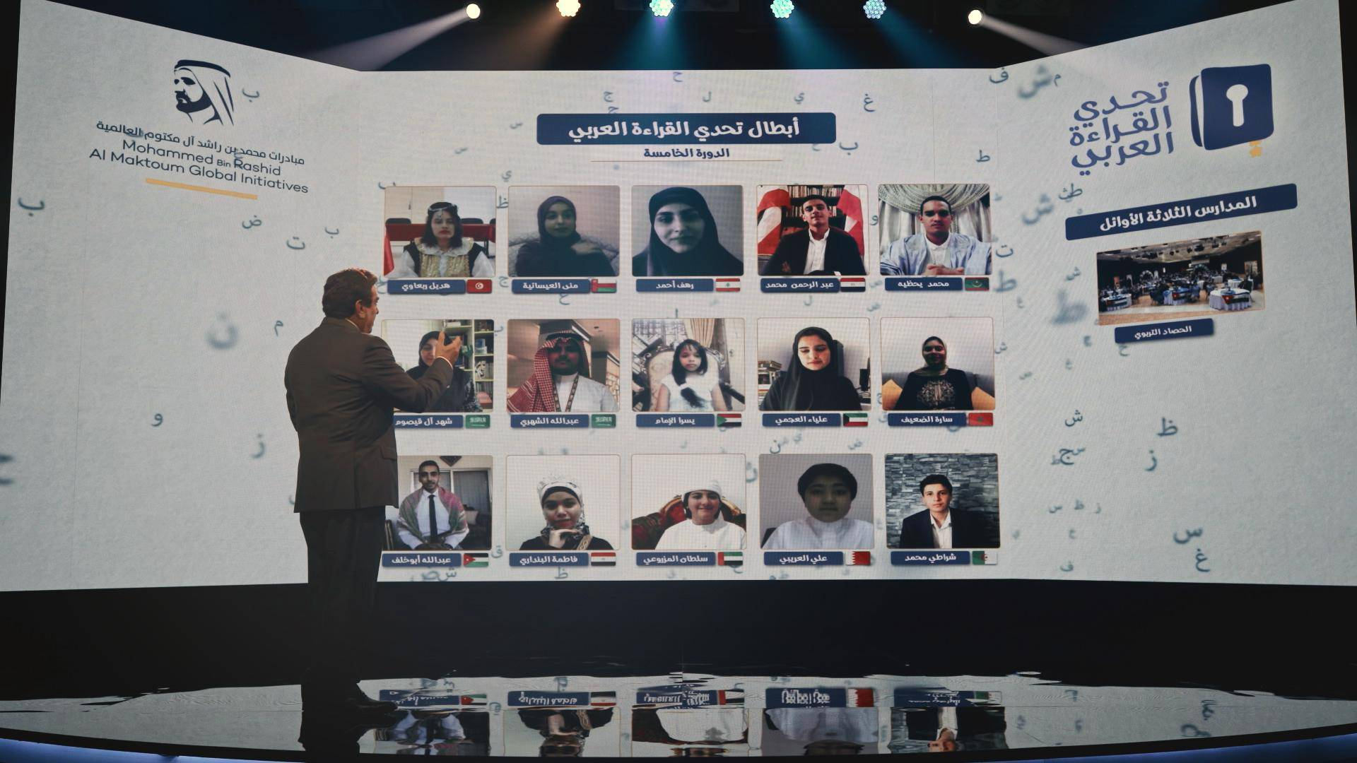 Arab Reading Challenge: Winners of prizes worth Dh11 million announced