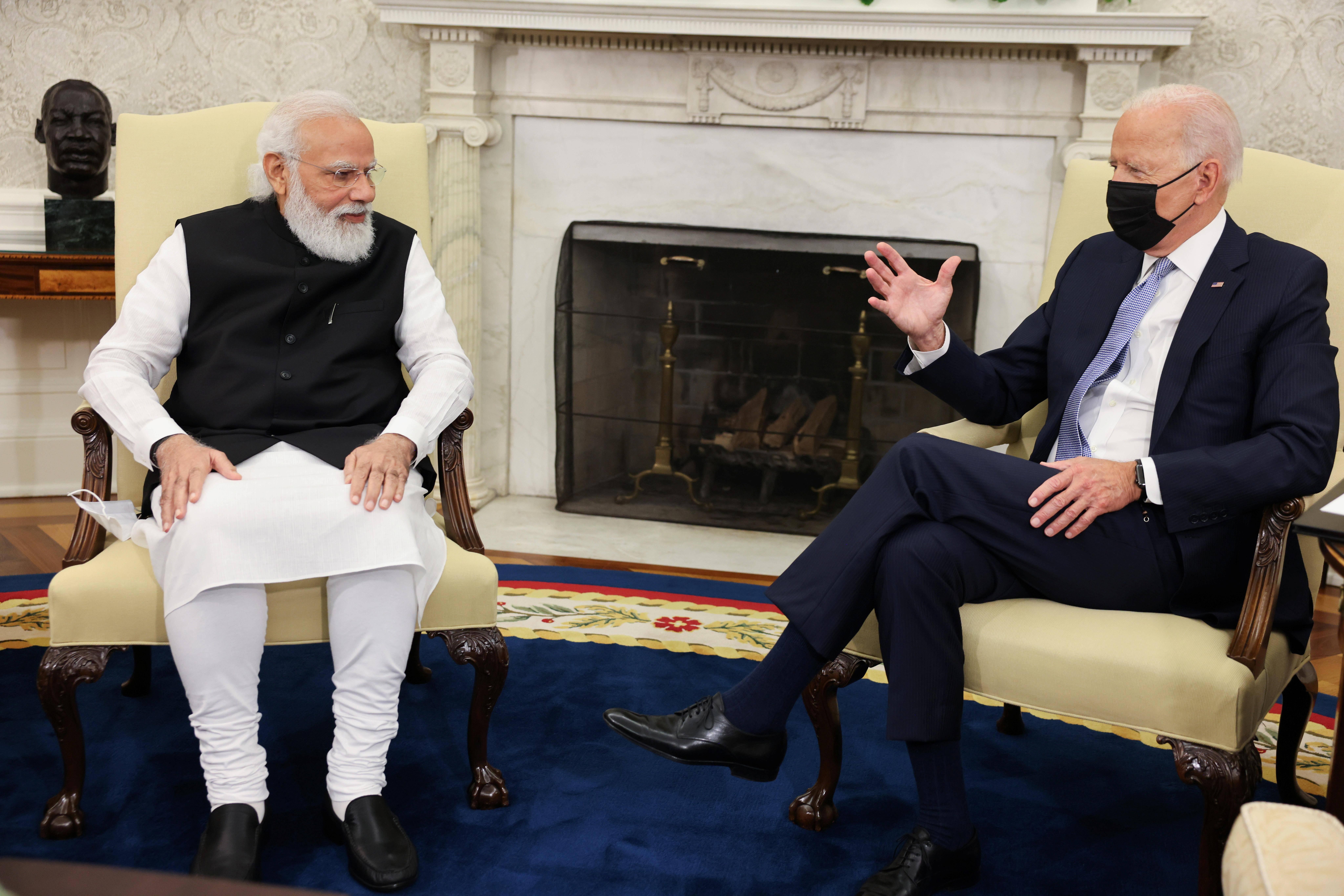 US, India ties can help solve global challenges: Biden