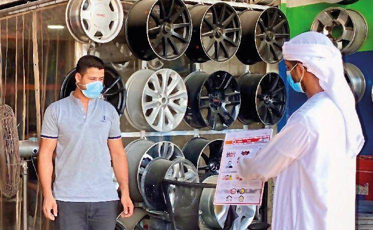 UAE reports 303 Covid-19 cases, 373 recoveries, 3 deaths