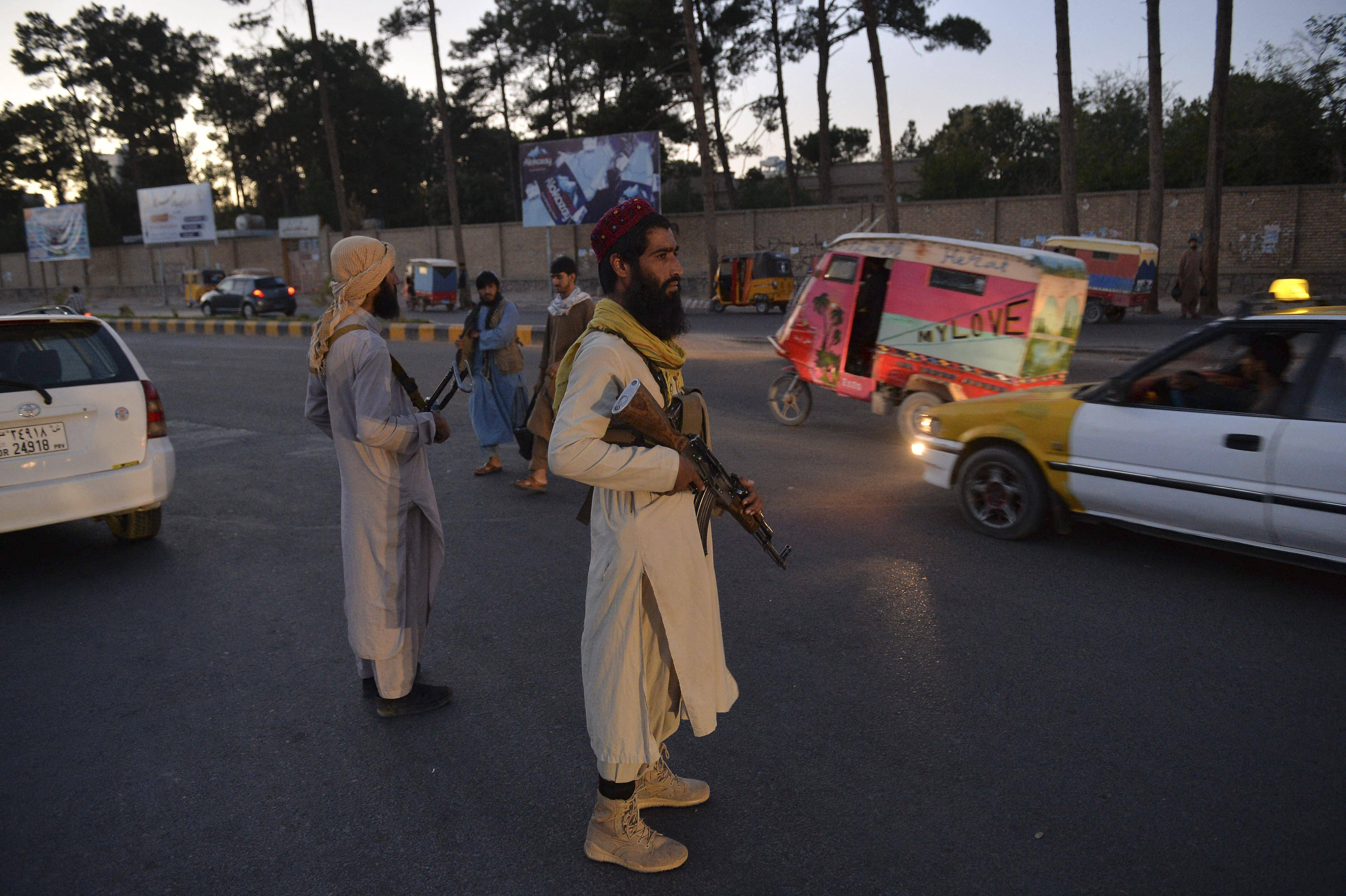Afghan Taliban minister orders crackdown on abuses by fighters