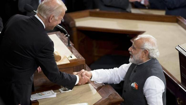 Modi to hold first in-person bilateral talks with Biden