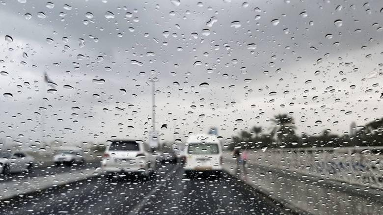 Rain forecast for parts of the UAE on Friday