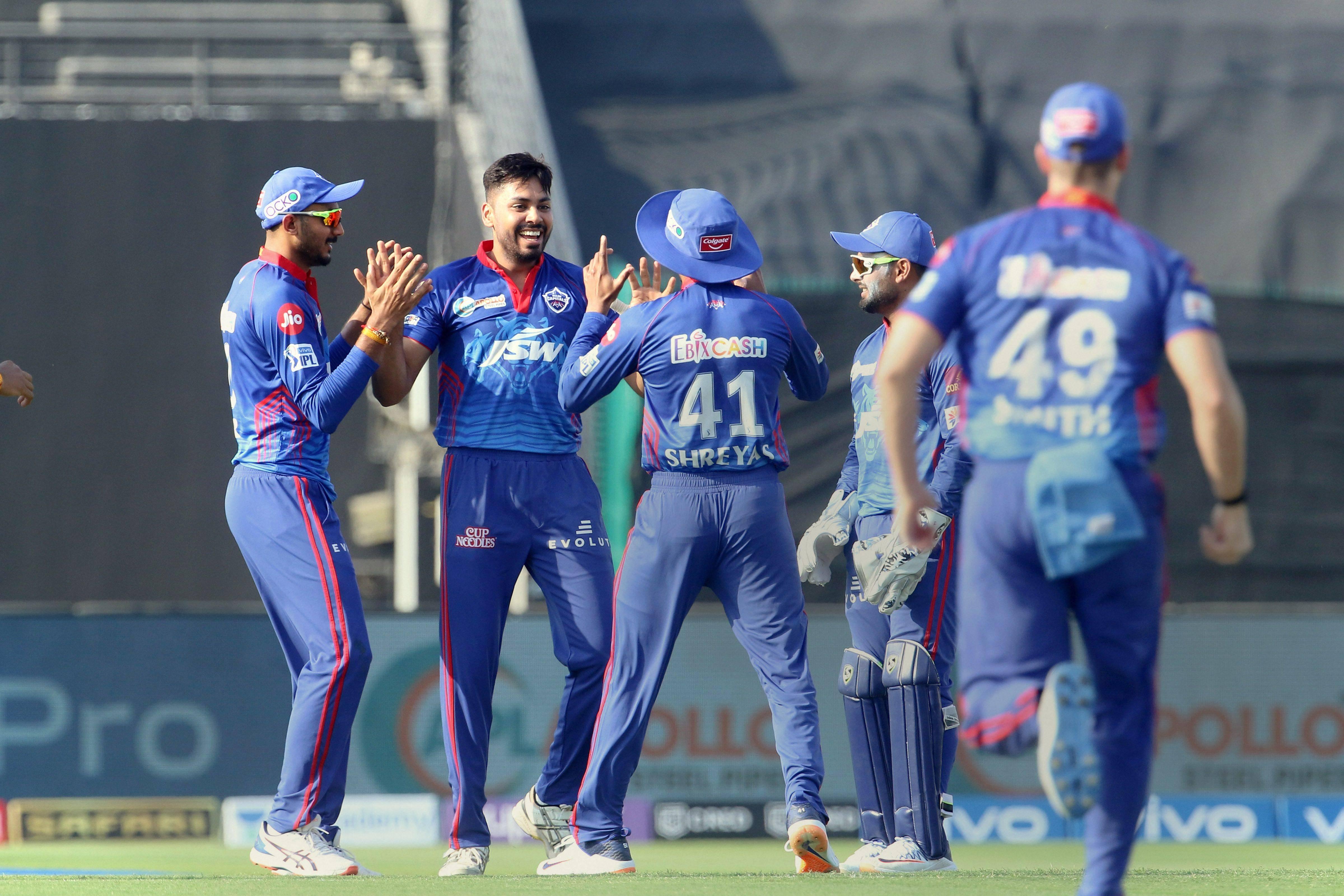 IPL 2021: Delhi beat Rajasthan in low-scoring game