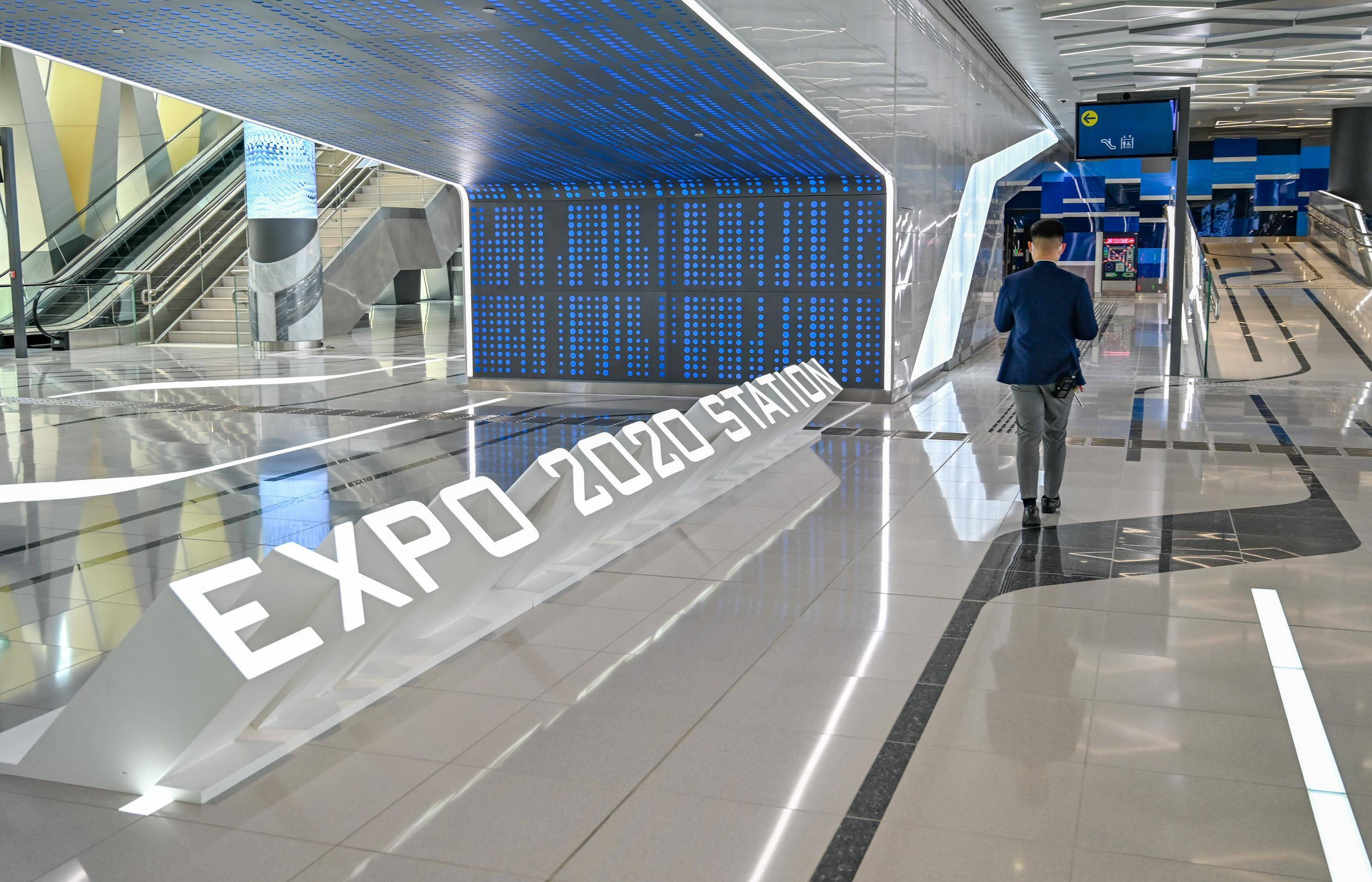 Dubai Metro Route 2020: All you need to know about getting to the Expo site