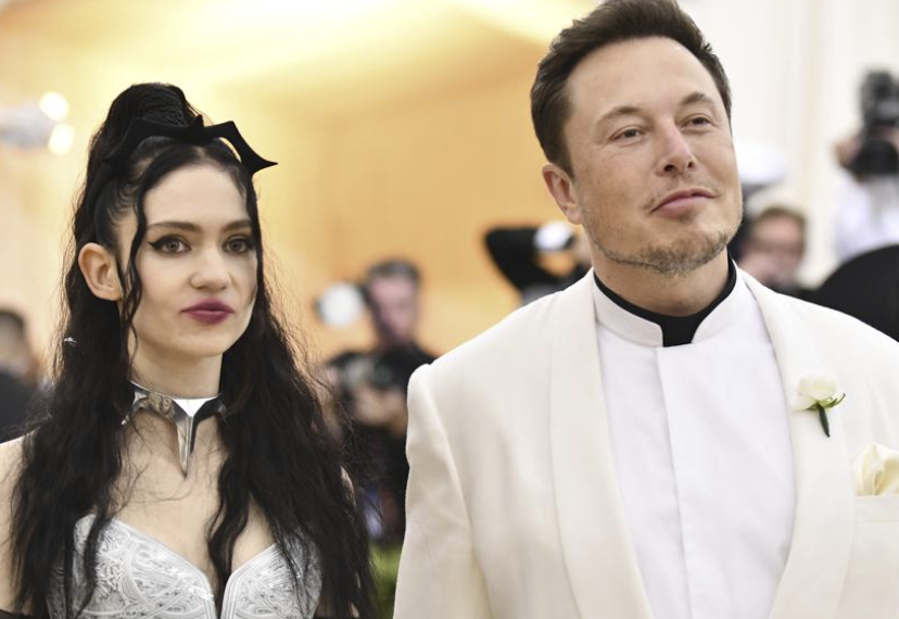 Elon Musk breaks up with partner Grimes after 3 years