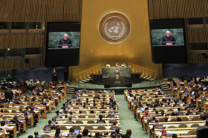 Indian PM Modi to address UN General Assembly today