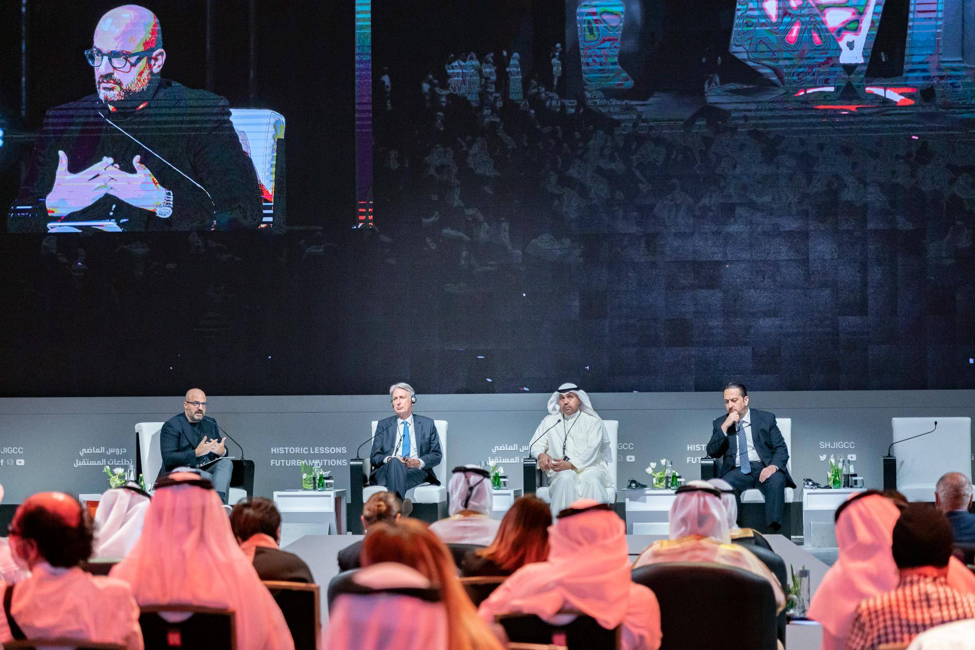 IGCF 2021: Conspiracy theories are a long-term challenge, says UK politician
