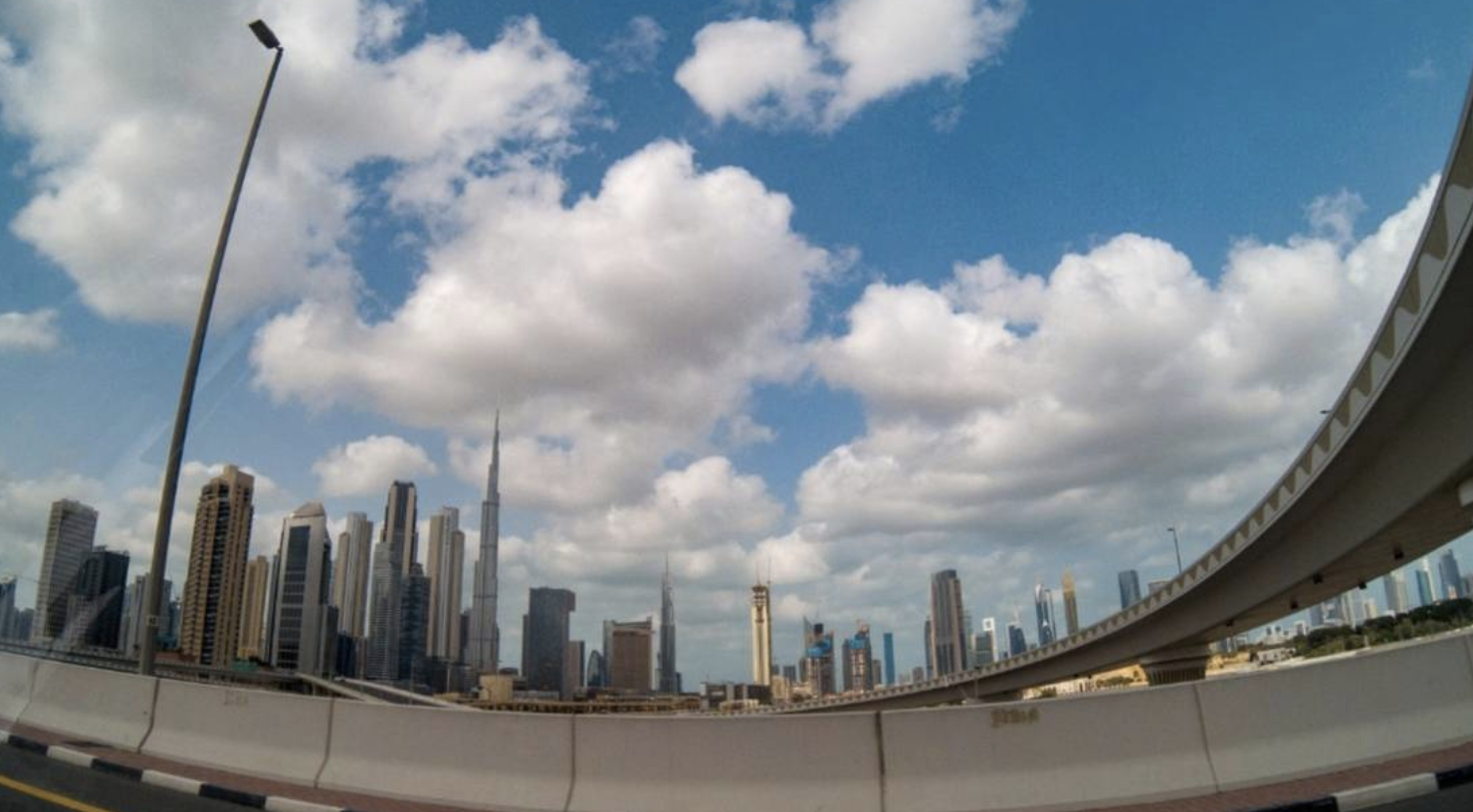 UAE to experience humid weather over the coming days