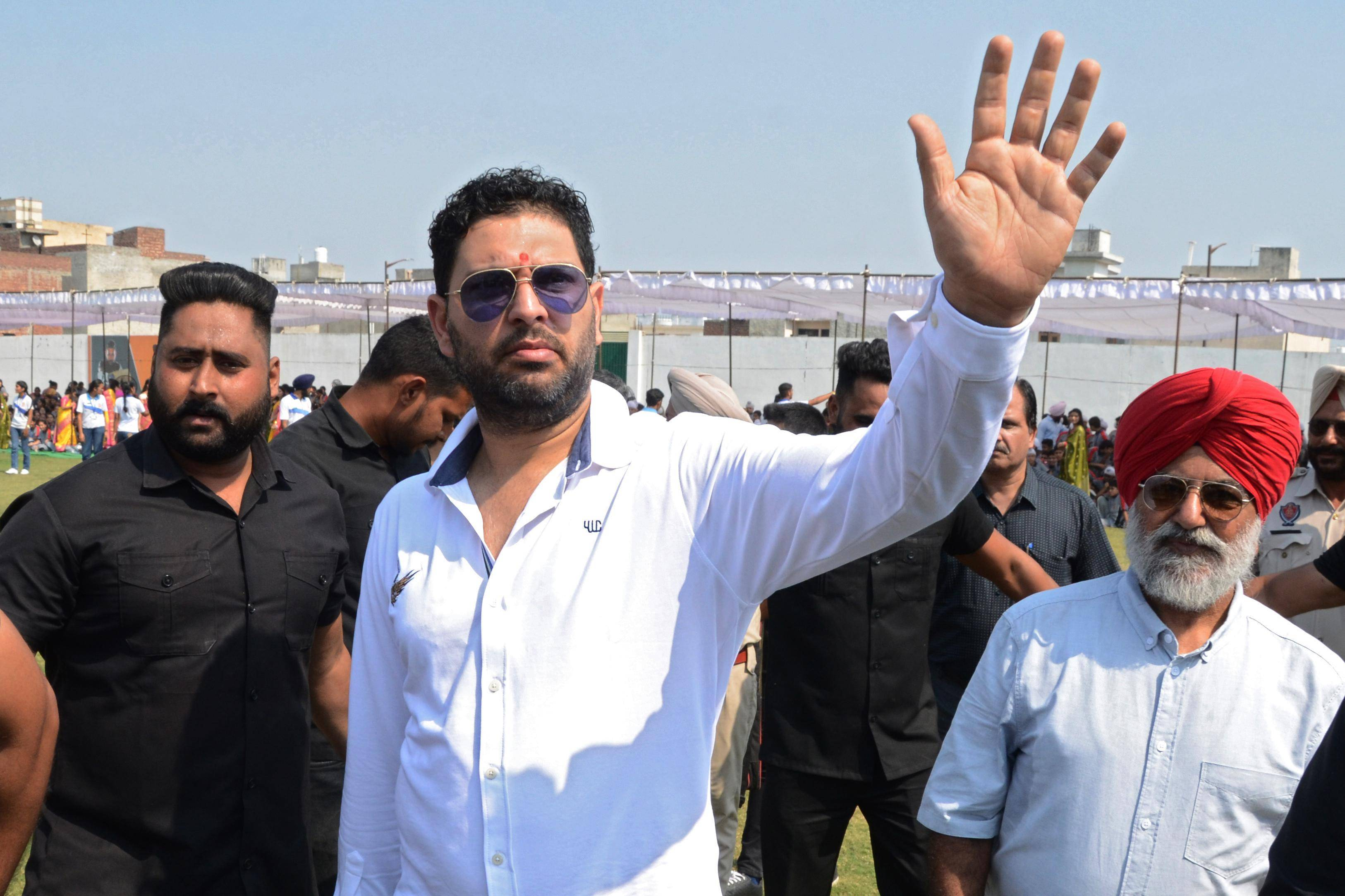 Cricketer Yuvraj Singh arrested, released on bail over casteist remarks