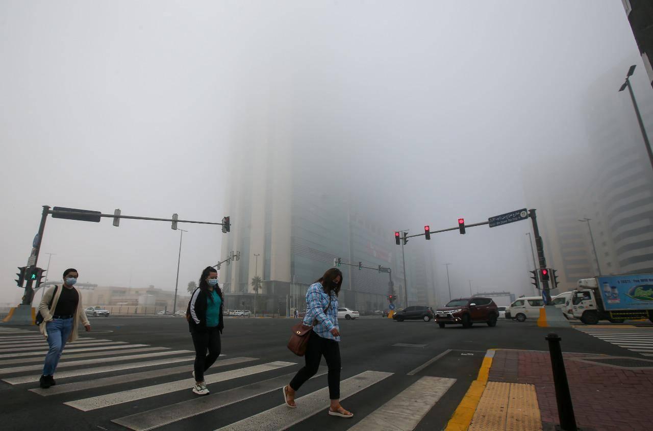 UAE weather: Fog alert issued; temperature dips to 20°C
