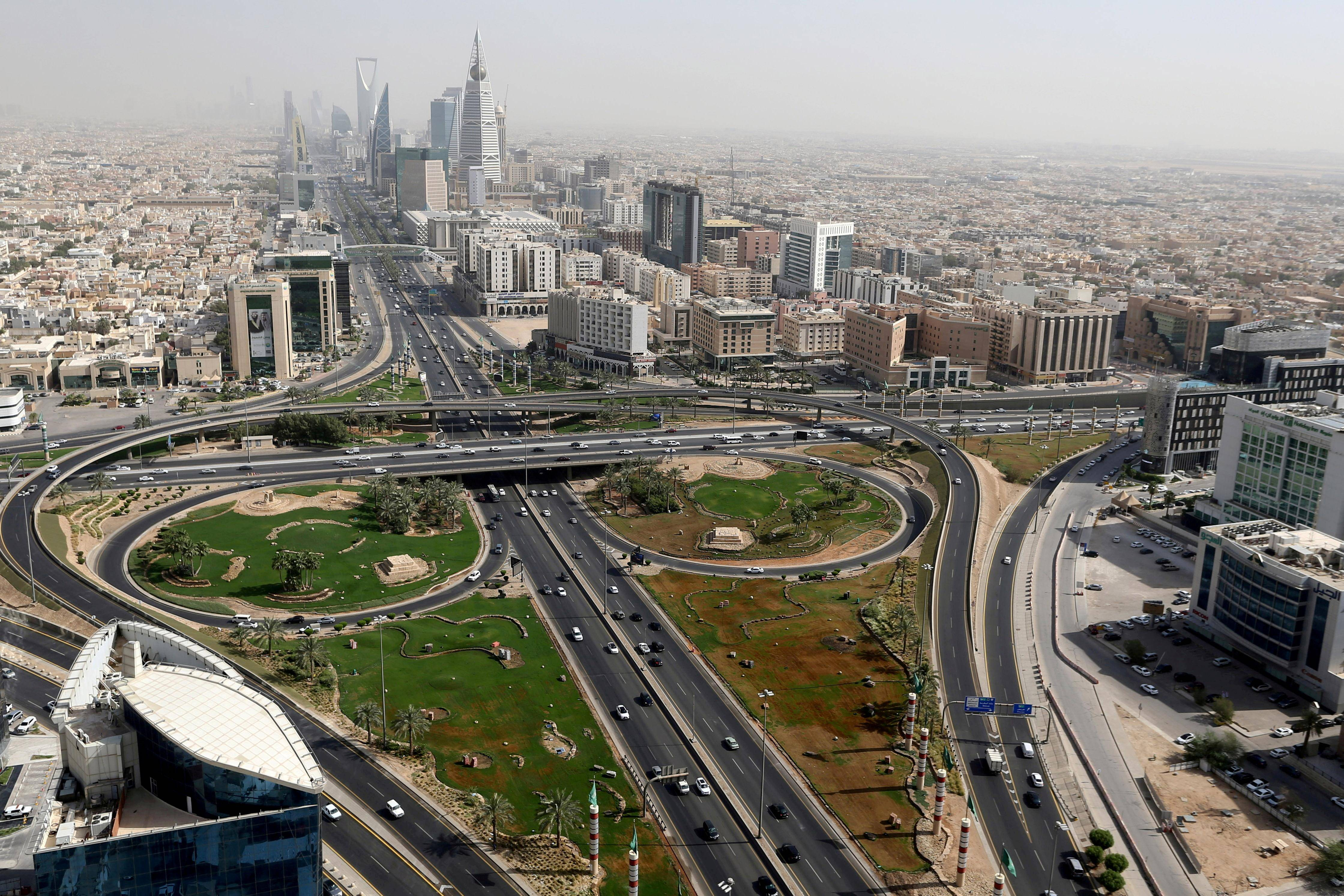 Saudi Arabia aiming for net-zero carbon emissions by 2060